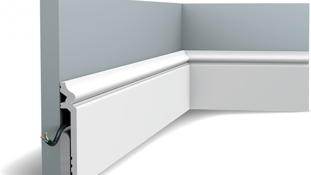 SX186 skirting