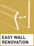 ARBITON INTEGRA Easy-Wall-Renovation piktogram-111x150